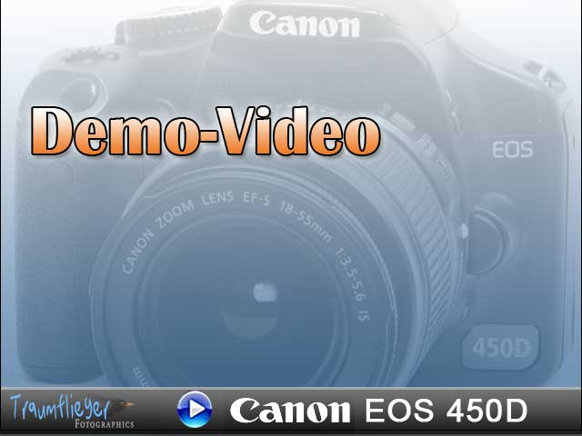 Traumflieger-Video: Demovideo Canon EOS 450D