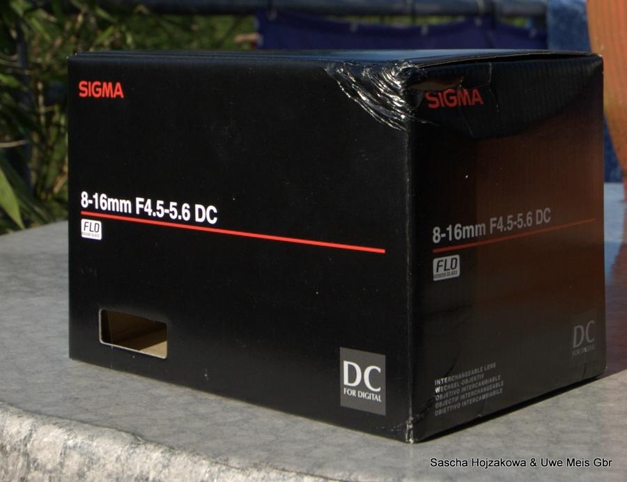 ausgepackte kamera zurückschicken