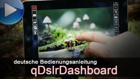 qDslrDashboard - deutsche Bedienungsanleitung - Traumflieger de
