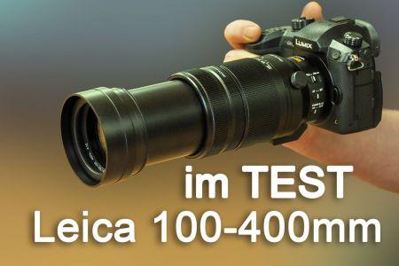 Panasonic Leica DG Vario Elmar 100 - 400mm/4 - 6,3 Asph