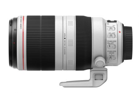 Neues Canon 100 - 400mm /4,5 - 5,6L IS USM II ab Dezember 2014
