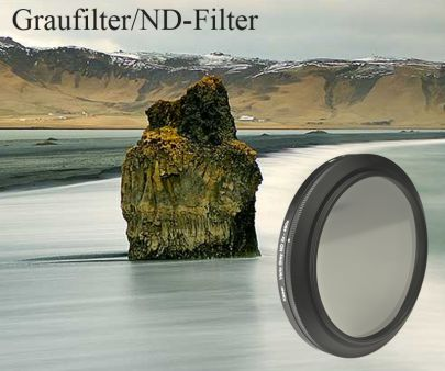 Graufilter / ND-Filter (Lexikon)