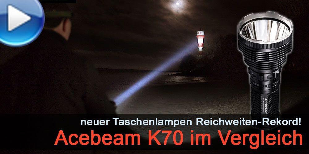 taschenlampe k70