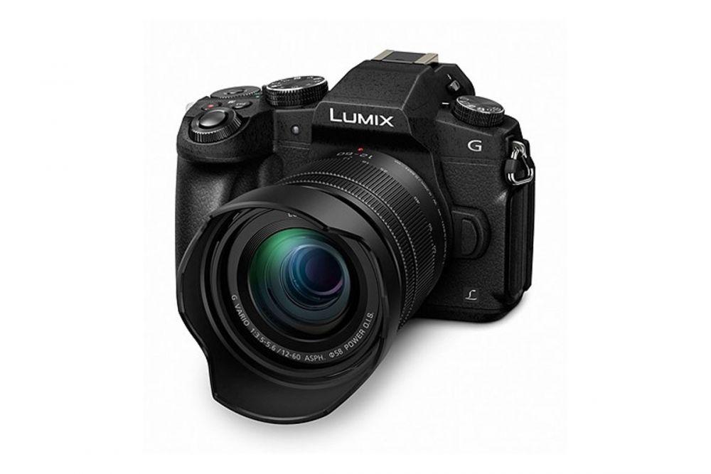 neue Panasonic Lumix G81
