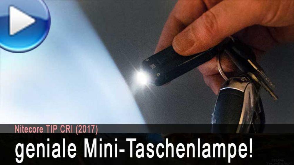 geniale mini taschenlampe f r den schl sselbund. Black Bedroom Furniture Sets. Home Design Ideas