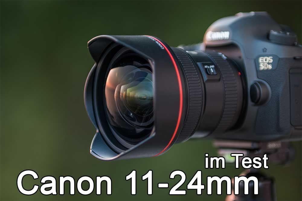 Canon EF 11 - 24mm / 4L USM im Test - Traumflieger.de