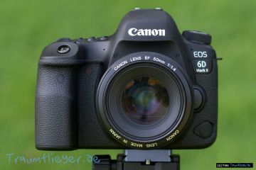 Canon EOS 6D Mark 2 im Test!