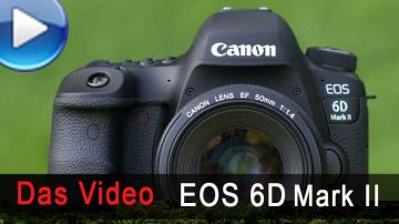 Video: Canon EOS 6D Mark 2 - Demo & Test