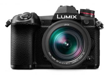 neue Panasonic Lumix G9 ab Jan. 2018