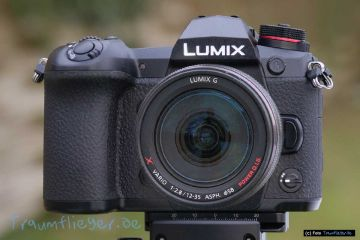 Panasonic Lumix G9 im Test