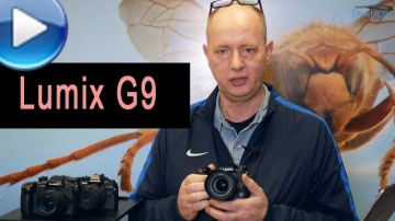 Panasonic Lumix G9 - Demo & Test (Video)