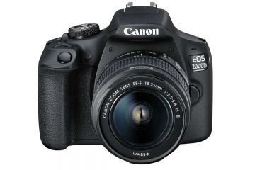 neue Canon EOS 2000D ab April 2018