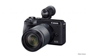 Neue Canon EOS M6 Mark 2 ab Sept. 2019