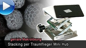 Stacking per Mini Hub - Makros Daheim