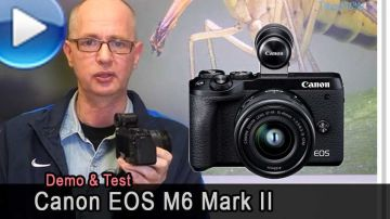 Canon EOS M6 Mark 2 im Test