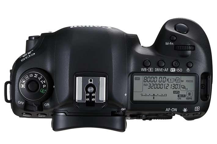 neue Canon EOS 5D Mark IV ab Sept. 2016 - Traumflieger.de