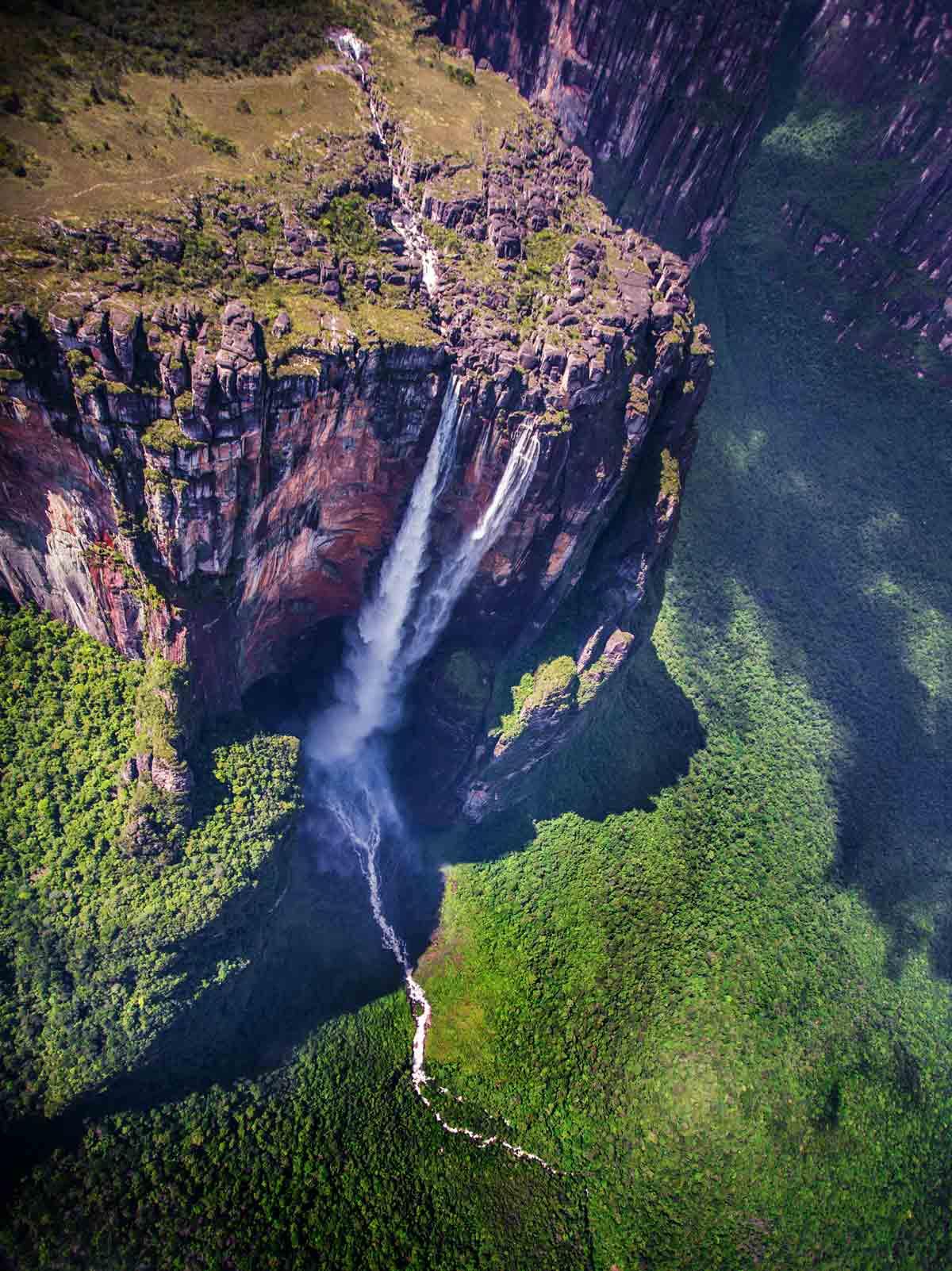 Risultati immagini per Angel, Venezuela cascate