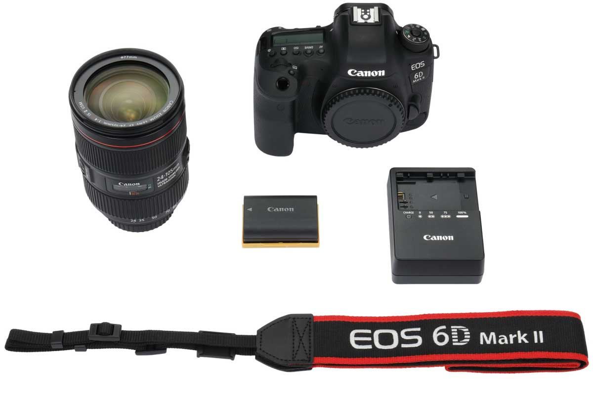 neue Canon EOS 6D Mark 2 - Traumflieger.de