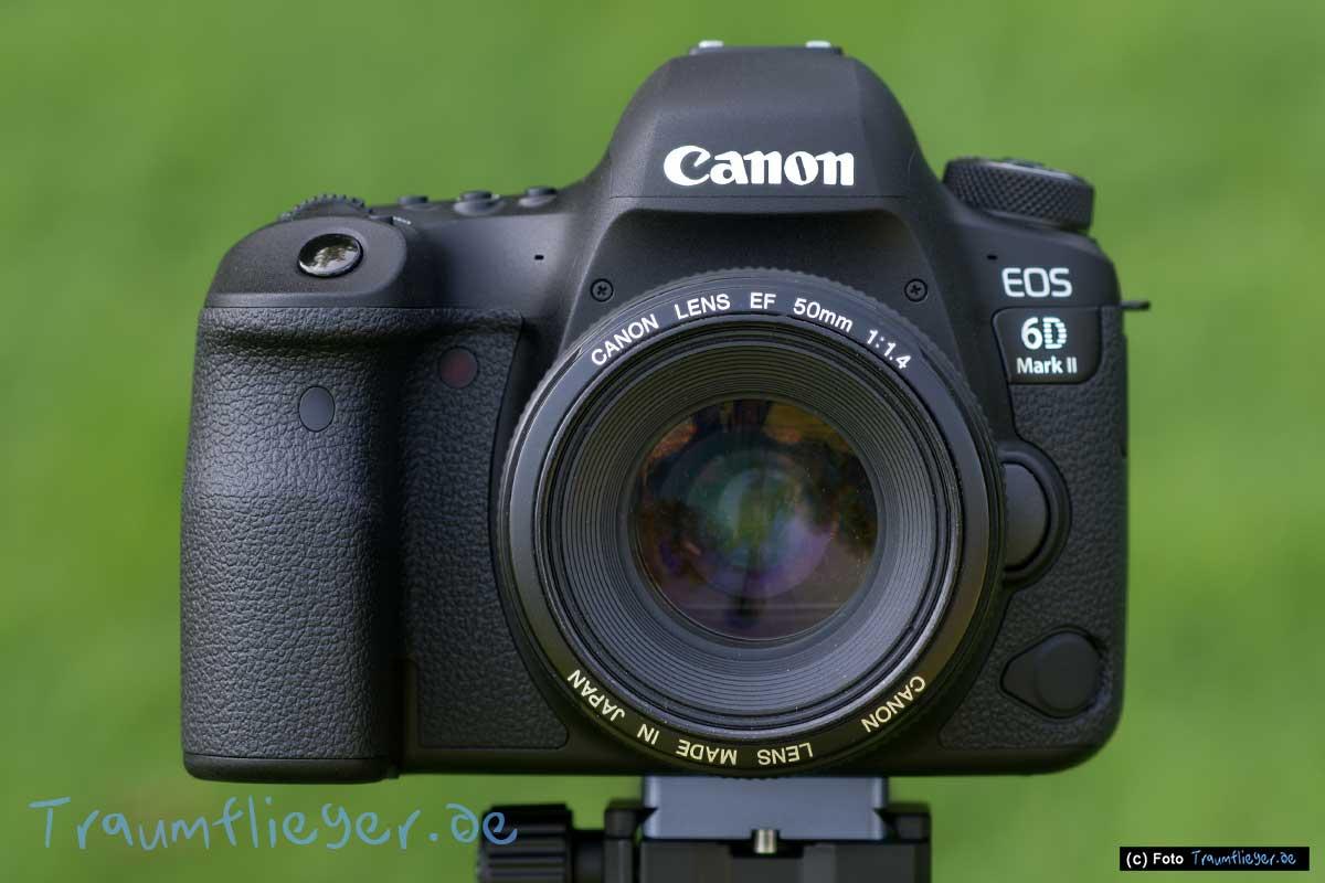 Canon EOS 6D Mark 2 im Test! - Traumflieger.de