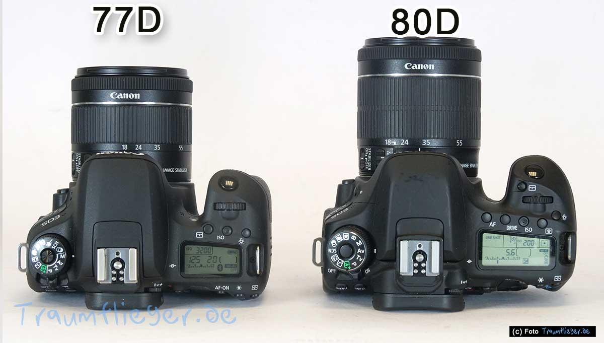 Canon EOS 77D im Test - Traumflieger de