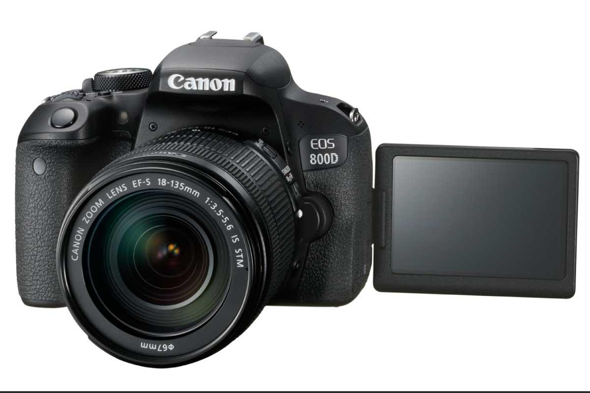 Neue Canon Eos 800d Ab April 2017 750d Kit Ef S18 55mm Is Stm Eos750d 750 D Zoom