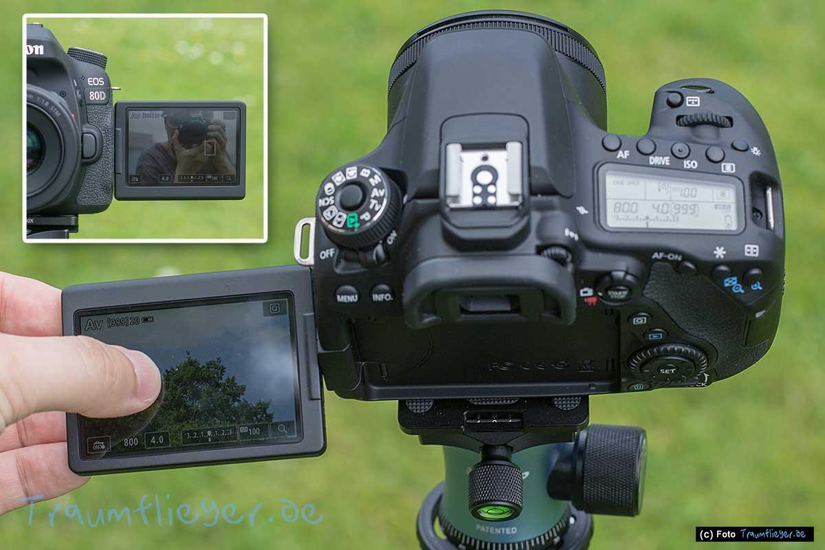 canon kamerahus test