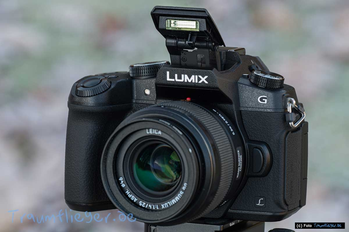 Panasonic Lumix G81 im Test