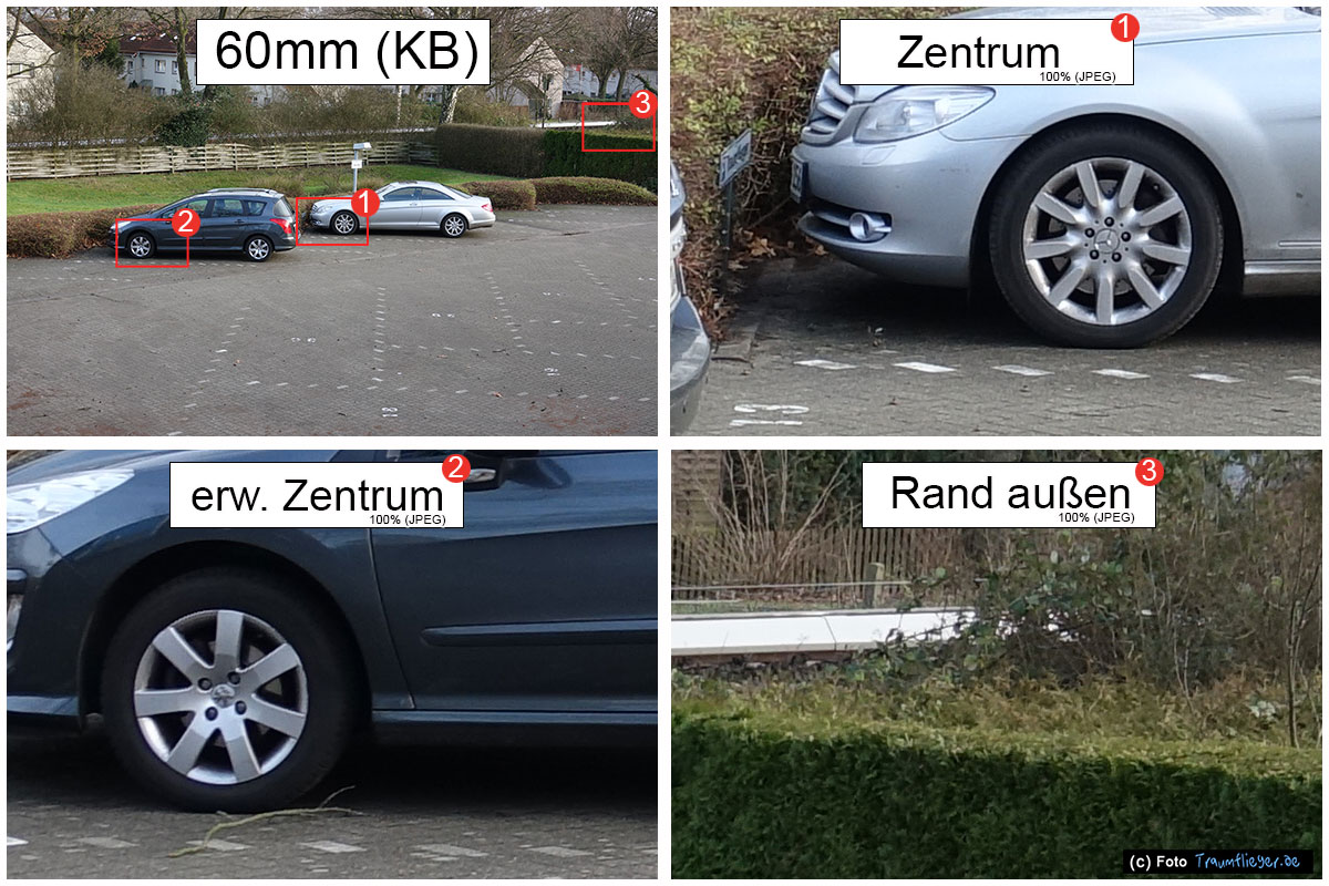 Auch Bei 60mm (KB) Gefällt Uns Die Offenblendschärfe An Der RX10 III  Ausgezeichnet, Hier Ist Sogar Der Rand Außen Noch Knackscharf In Der  100% Ansicht.