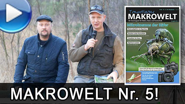 Makrowelt 5 Video