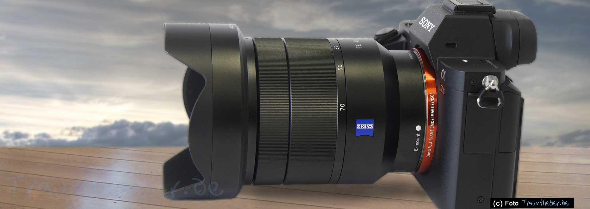 Sony Zeiss Vario-Tessar T* FE 24 - 70mm / f4 ZA OSS im Test ...