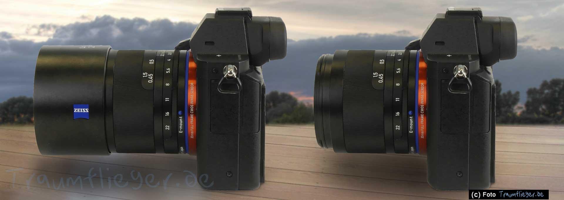 Zeiss Loxia 50mm / f2 im Test an Sony A7-Modellen - Traumflieger.de
