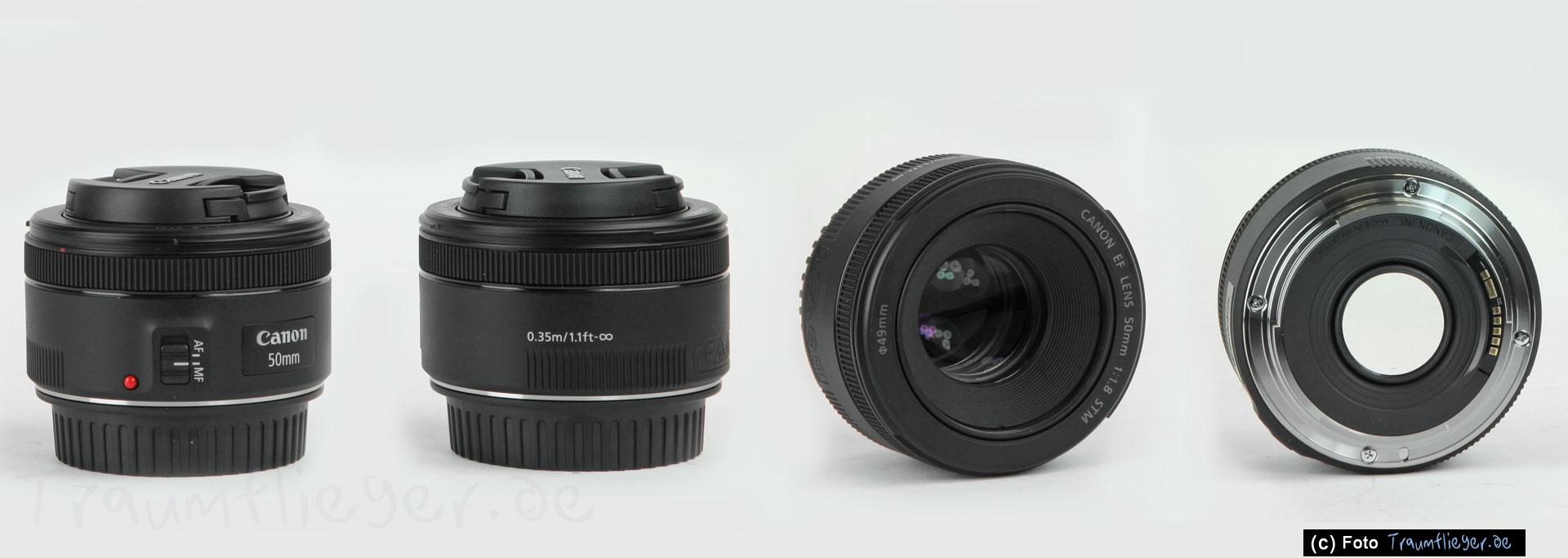 Canon 50mm 18 Stm Im Test Lensa Ef F An Der 5d Iiidie Standardbrennweite Einer Eos Iiiseitlichdas Ist So Leicht Dass Die Kamera Nicht