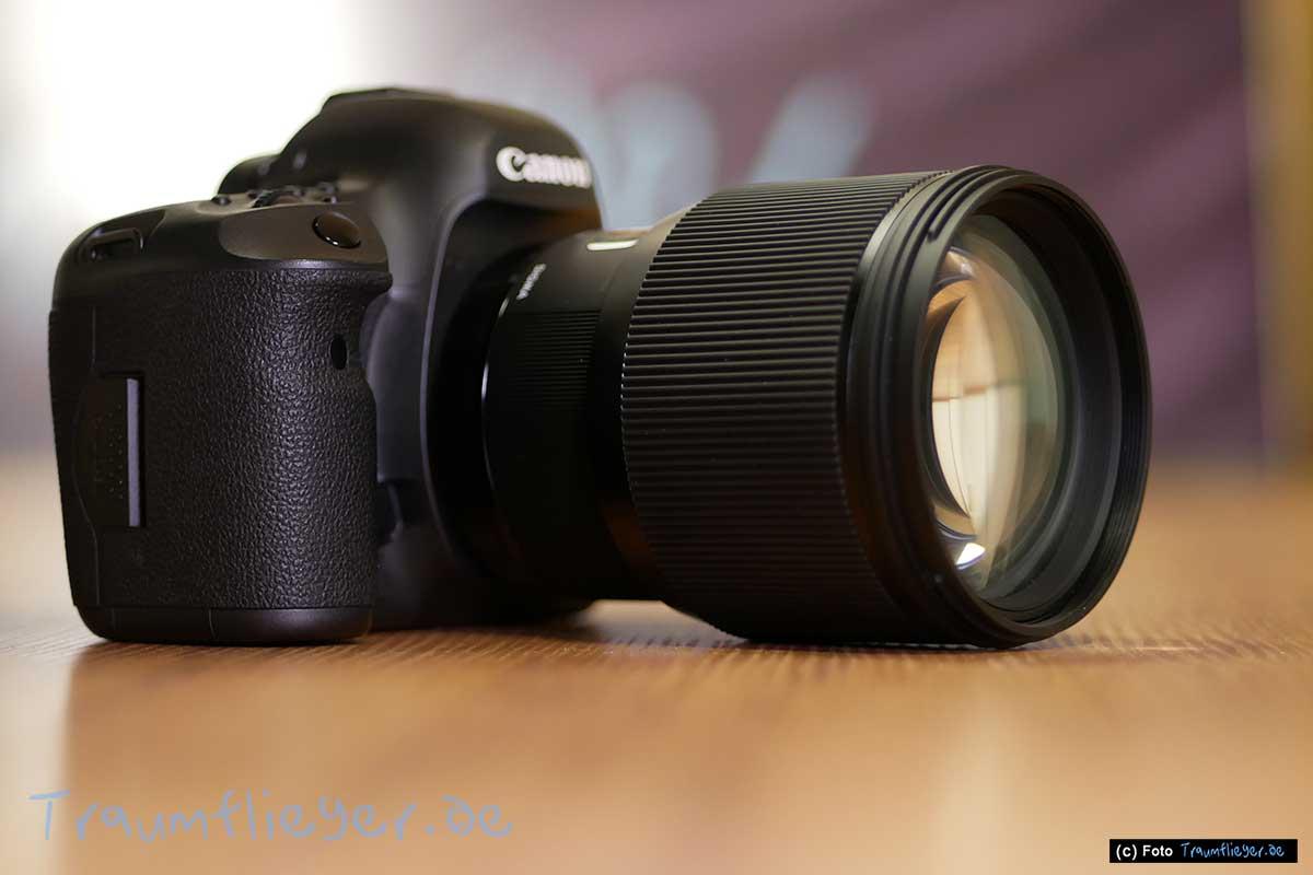 Sigma 85mm 14 Dg Hsm Art Im Test 105mm F14 Lens For Canon Ef Loading Zoom