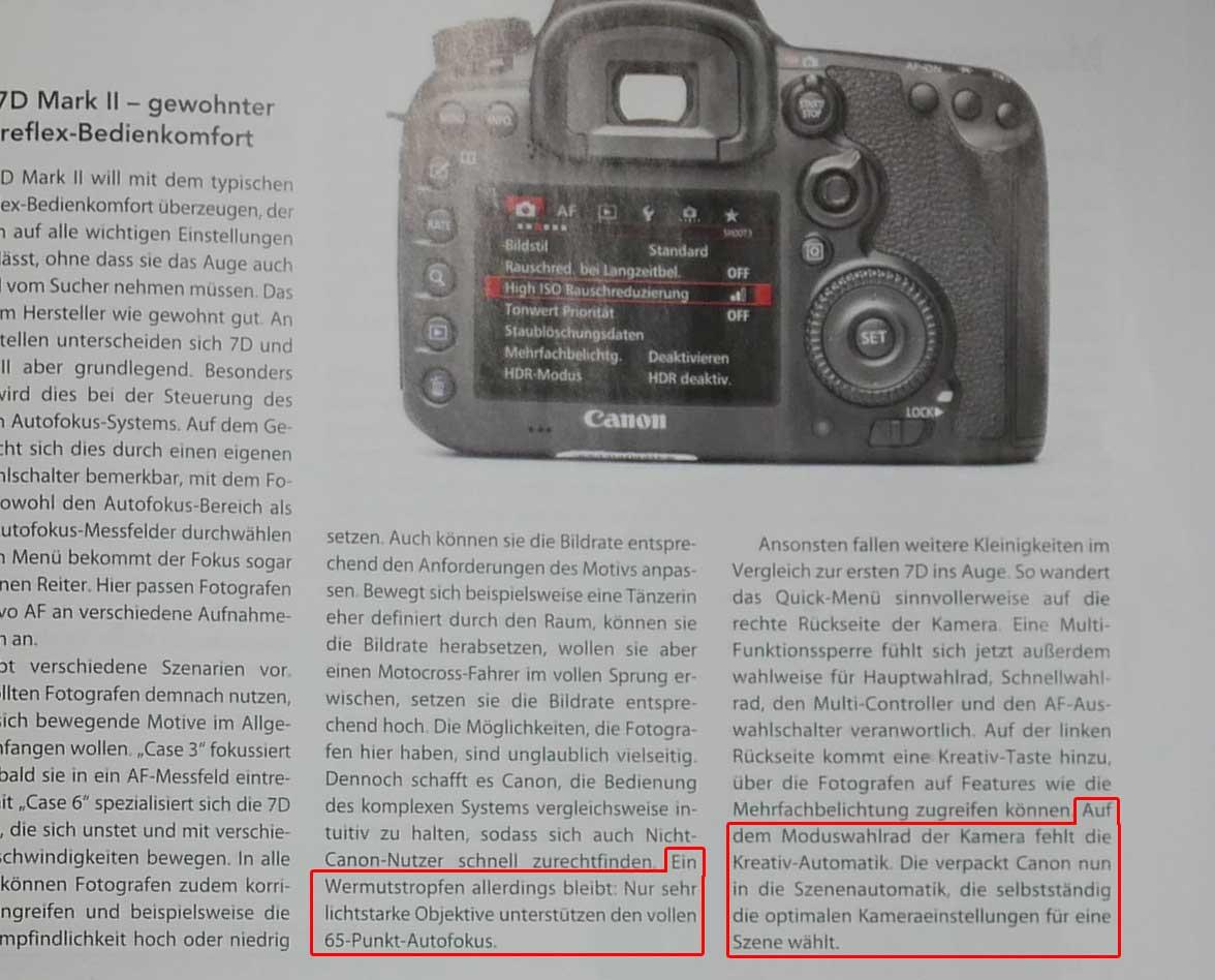 Digitaler Entfernungsmesser Rätsel : Fotozeitschriften im check jeder dritte satz ist unsinn