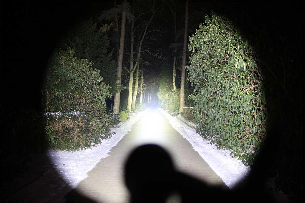 taschenlampe k60