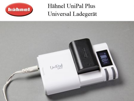 Hähnel UniPal Plus Universal Charger