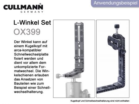 Cullmann L-Bracket Set OX399