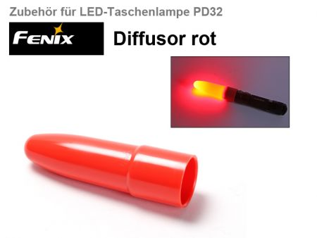 Fenix Diffusor Red for PD32