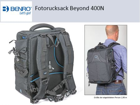Photobackpack Benro Beyond B400N