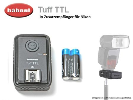 Hähnel Tuff TTL Additional Receiver for Nikon