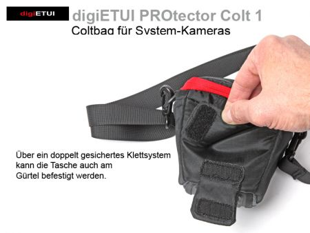 digiETUI Bag PROtector Colt 1
