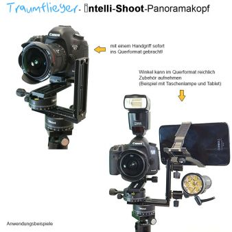 Traumflieger Intelli-Shoot Panorama-Head