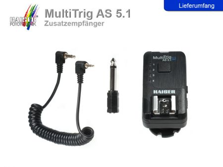 Kaiser MultiTrig AS 5.1 Additional Receiver