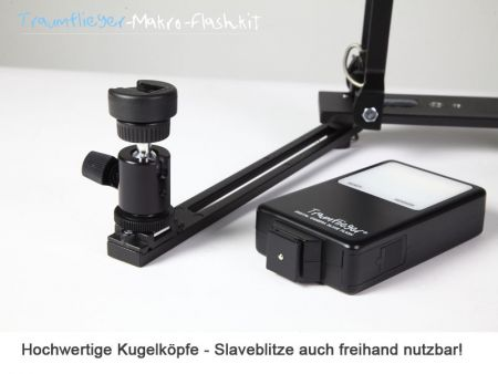 Traumflieger MAKRO-Flash-Kit PRO