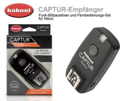 Haehnel Captur Additional Receiver for Nikon