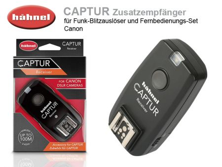 Hähnel Capture Receiver for Canon