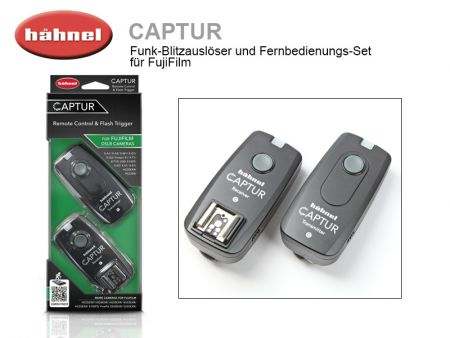 Haehnel Captur Remote Control and Flash Trigger for Fujifilm