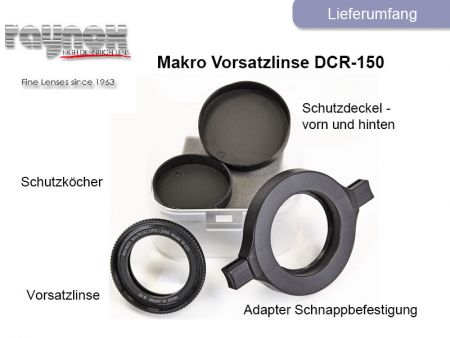 Conversion Lens Raynox DCR 150