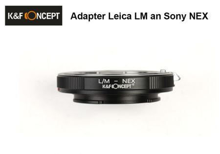 Adapter Leica LM to Sony NEX