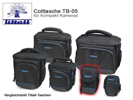 Tiltall B-05 Belt/Shoulder Pouch